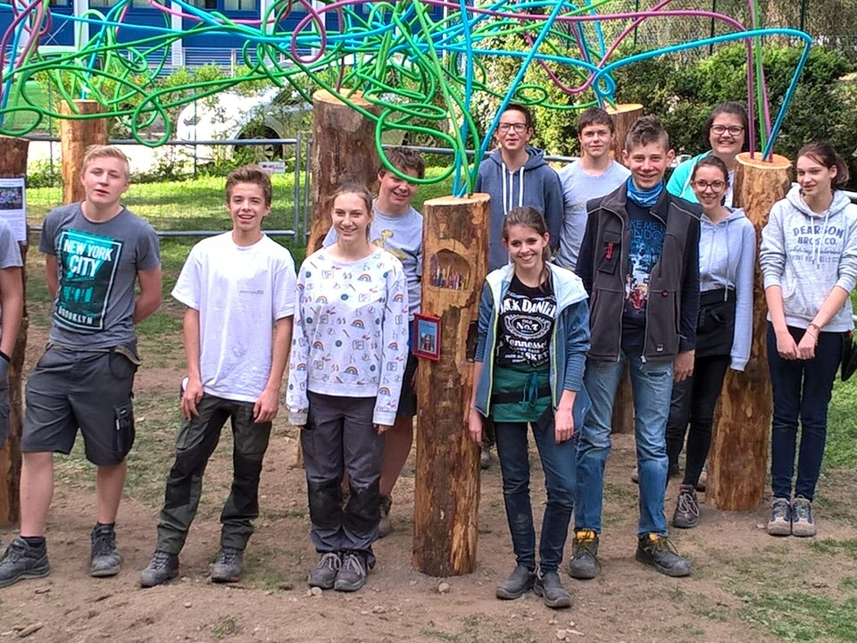 Fachschule Laimburg Schüler Projekt