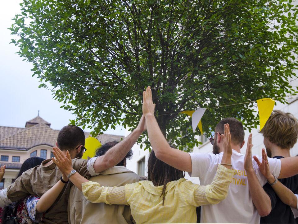 Festival Nachhaltigkeit Jugend