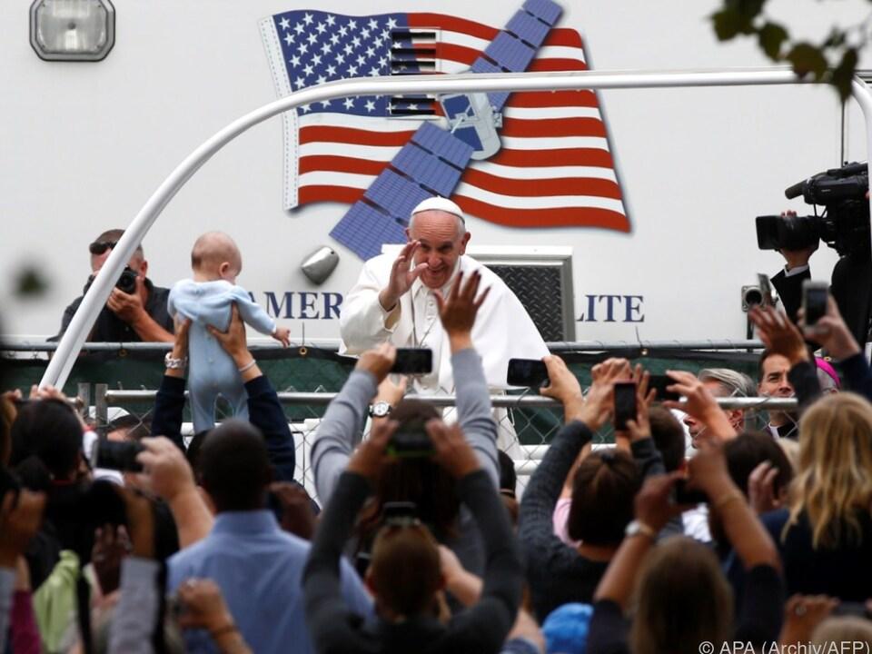 Attentat sollte bei Papstmesse in Philadelphia 2015 stattfinden