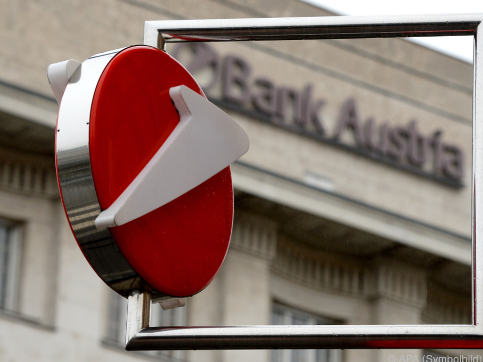 Bank Austria hat ein Problem am Hals