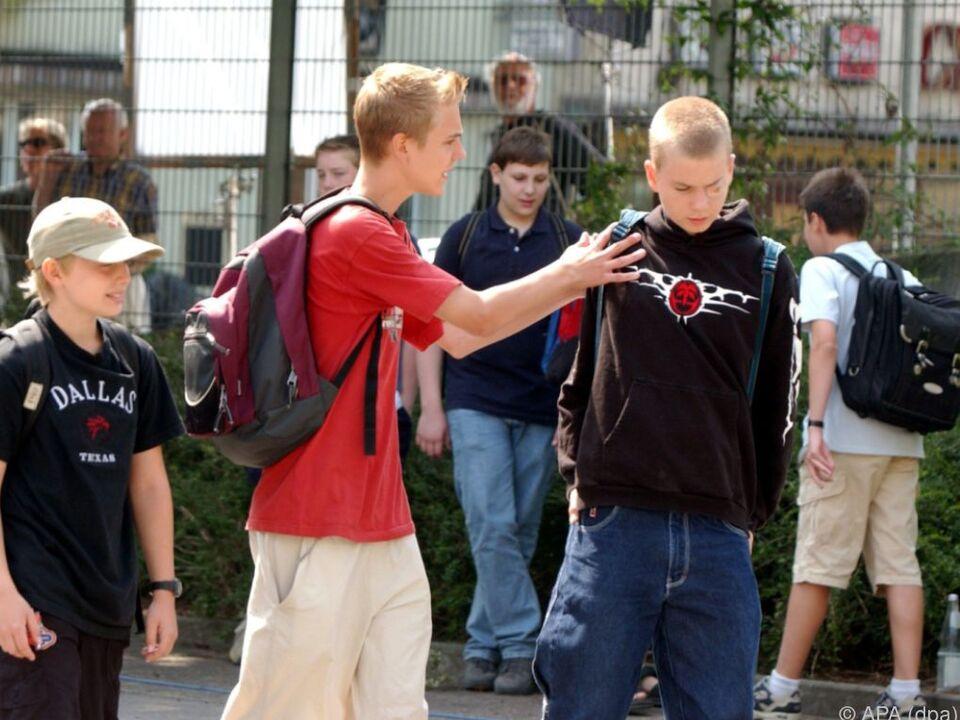 Bullying ist ein weit verbreitetes Phänomen