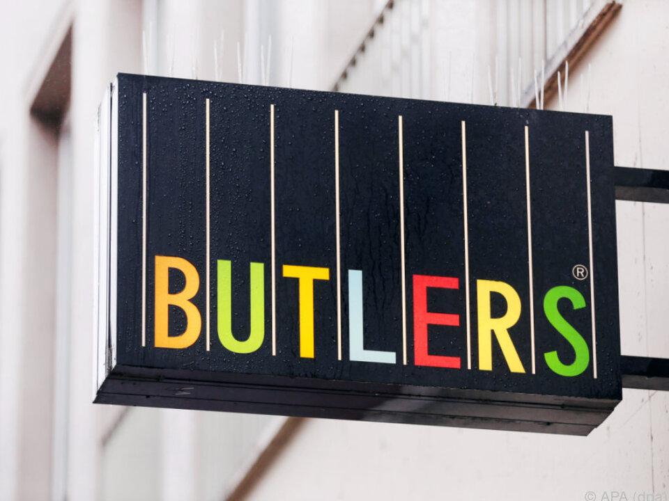 Butlers betreibt in Österreich acht Geschäfte