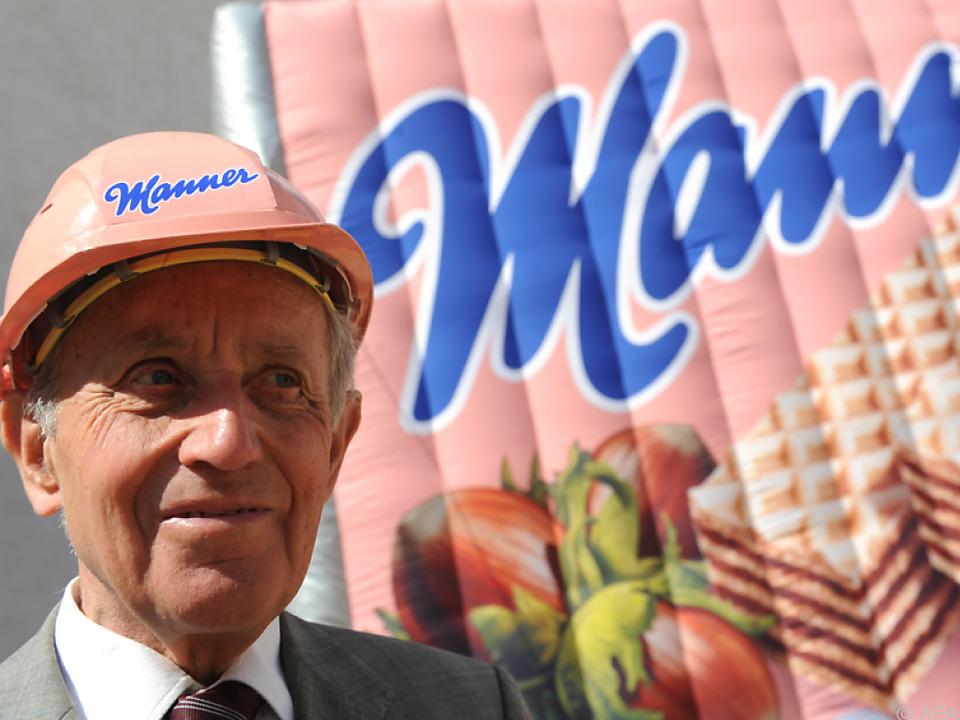 Carl Manner war bis zuletzt Aufsichtsratvorsitzender