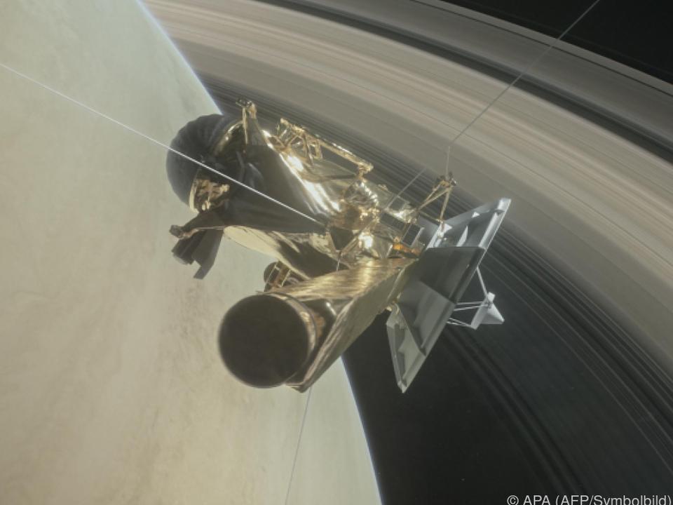 Cassini erforscht den Saturn