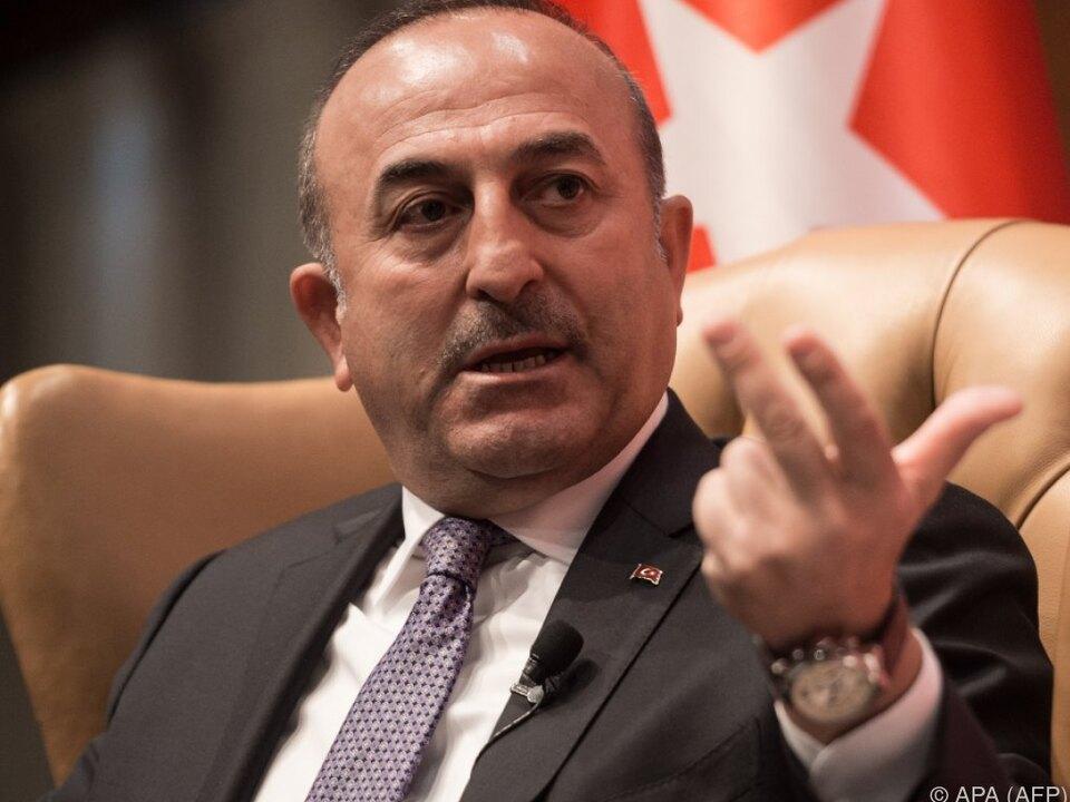 Cavusoglu verbittet sich europäische Einmischungen