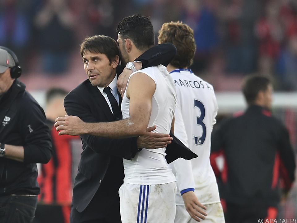 Chelsea weiter auf Meisterkurs