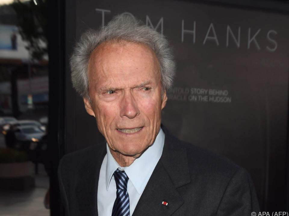 Clint Eastwood war als Vater \