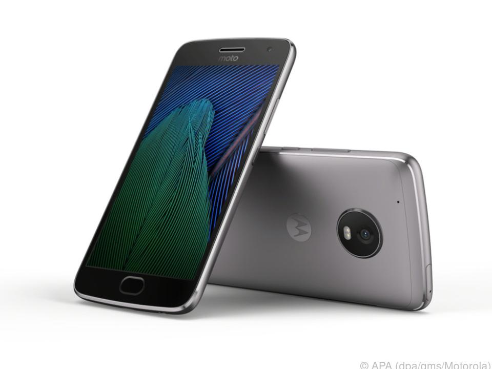 Das Moto G5 Plus von Motorola gibt es für rund 300 Euro im Handel