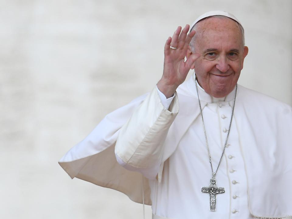 Der Heilige Vater hofft auf eine diplomatische Lösung
