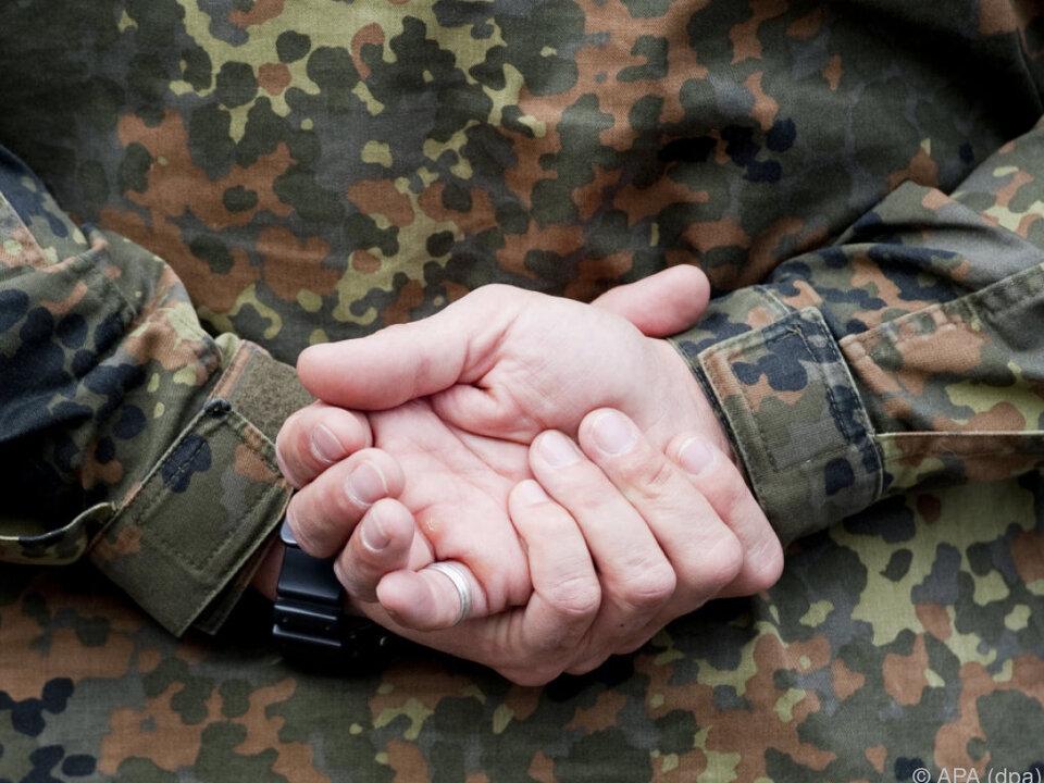 Der Soldat soll sich als Flüchtling getarnt haben