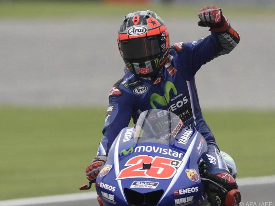 Der Spanier entscheidet auch das zweite Saisonrennen für sich