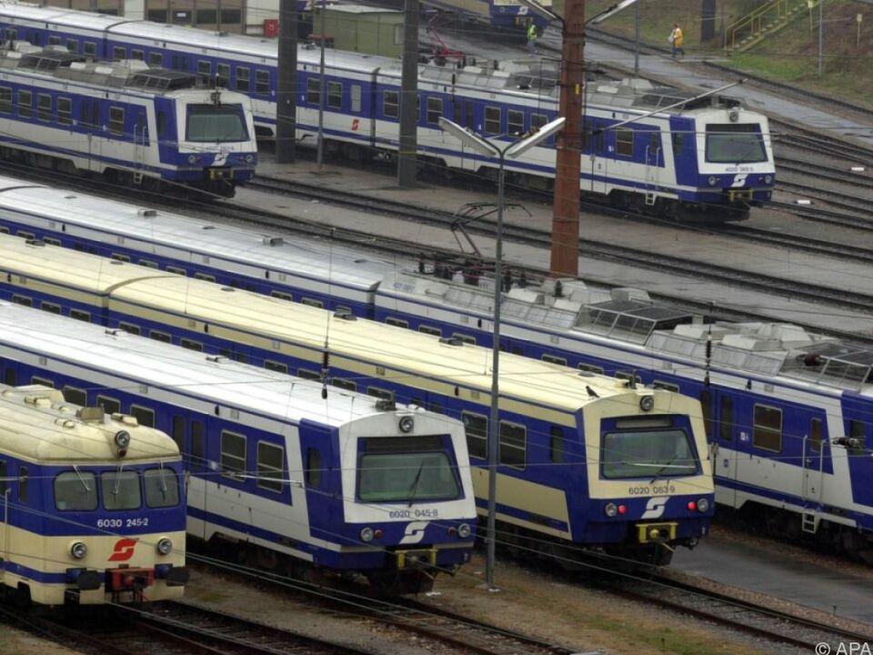 Der Vorfall ereignete sich in einer S-Bahn
