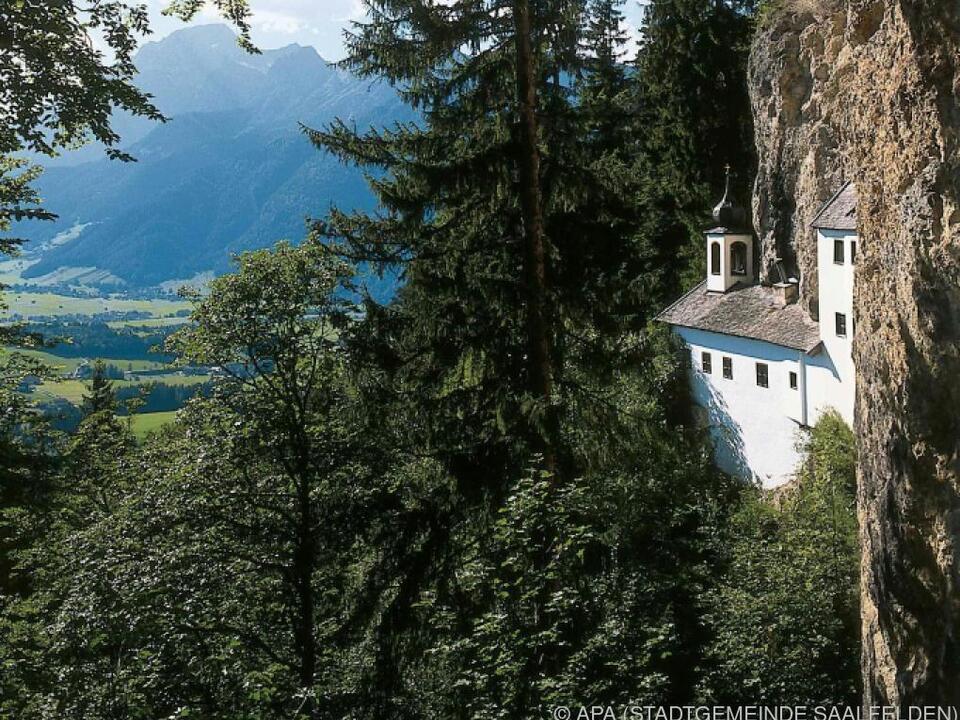 Die Einsiedelei in Saalfelden im Pinzgau