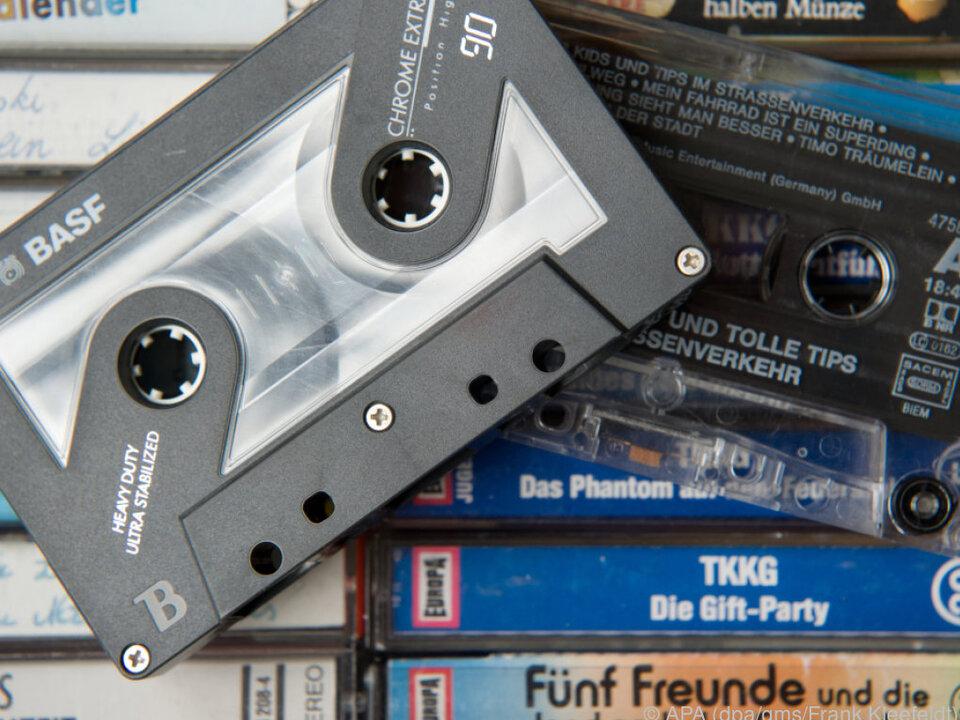 Die Kompaktkassette wird künftig nur noch in der Nische überleben