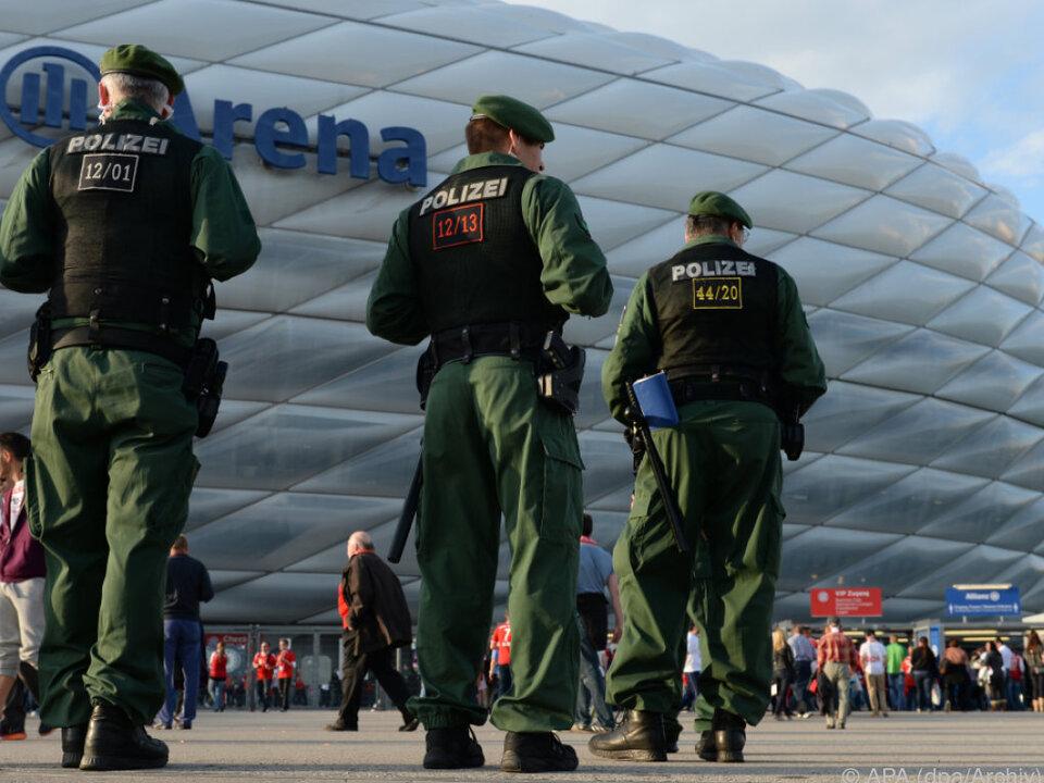 Die Münchner Polizei überprüft ihr Sicherheitskonzept