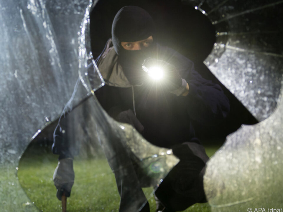 Die Sicherheitsbranche boomt einbrecher