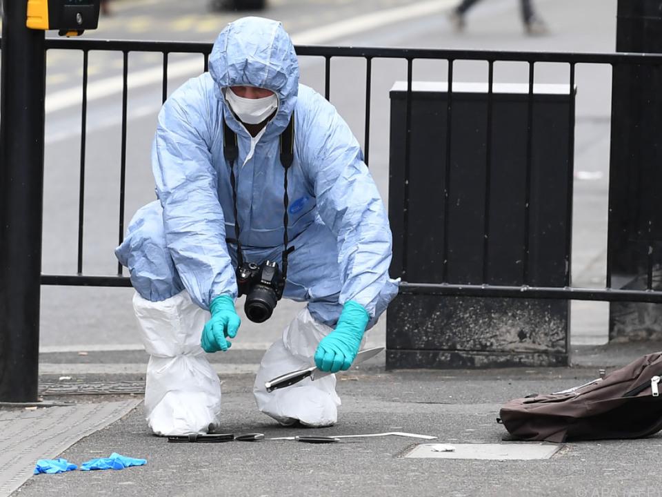 Neue Antiterror-Aktion in London: Vier Festnahmen
