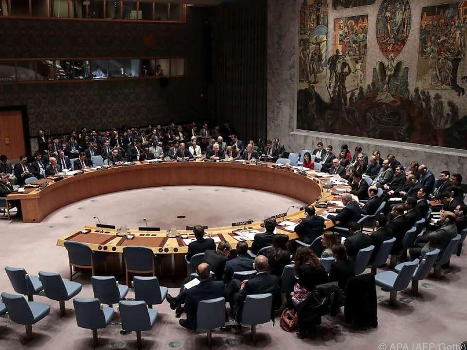 Die UNO ist in der Syrien-Frage uneins