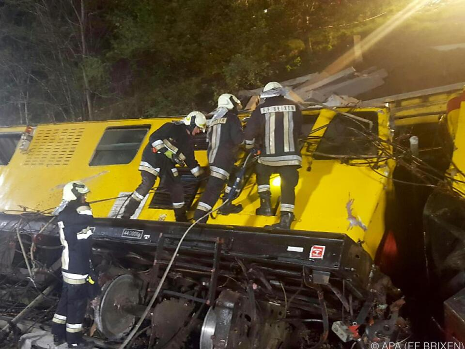 Drei Menschen wurden schwer verletzt