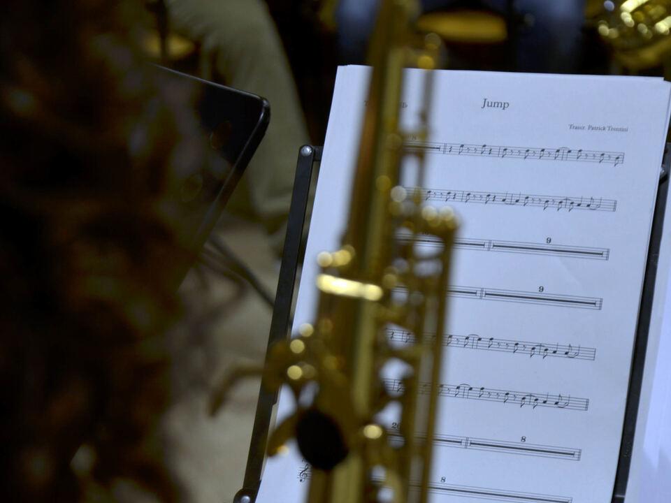 Schülerfestival 2017/Musik/Noten/Saxophon
