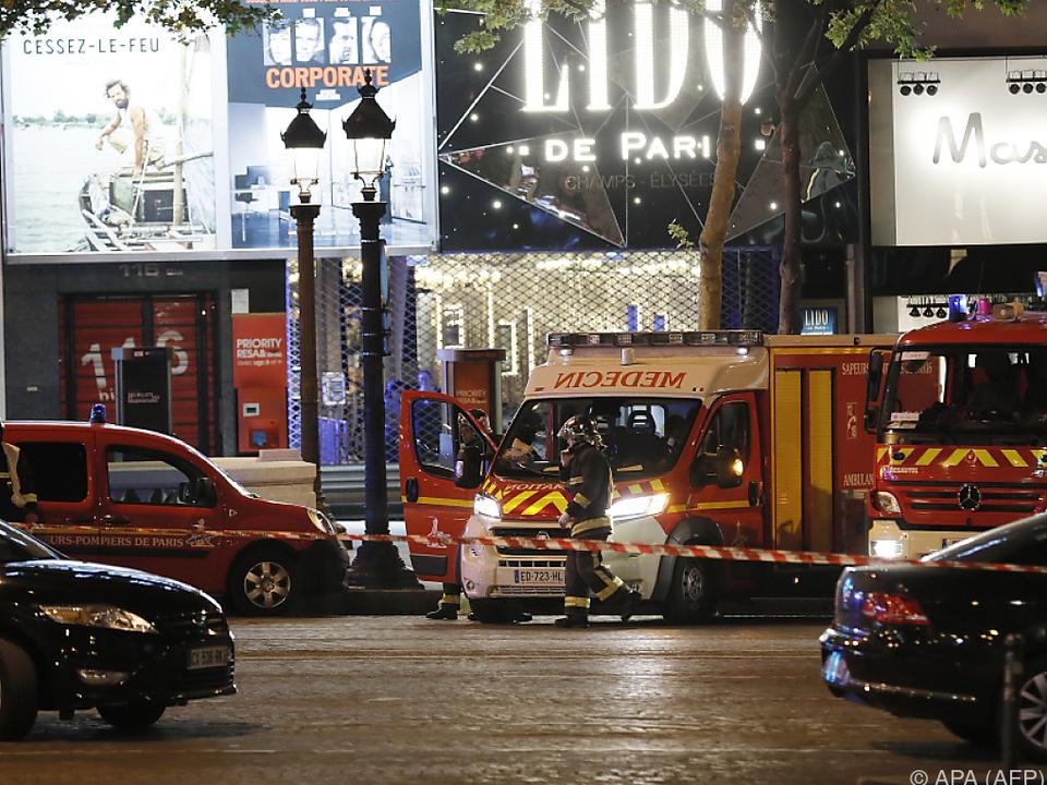 Einmal mehr Terroralarm in Frankreichs Hauptstadt
