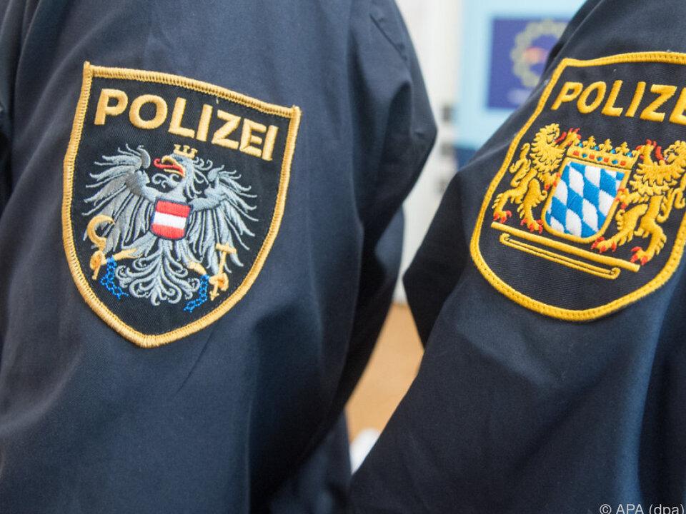 Einsatz wurde via Polizeikooperationszentrum Passau koordiniert