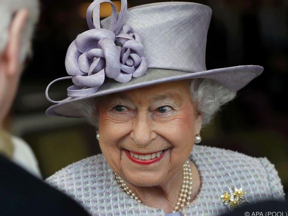 Elizabeth II. sitzt seit 65 Jahren auf dem Thron