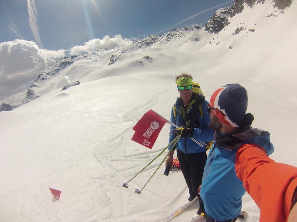 Feuerstein Ski-Raid