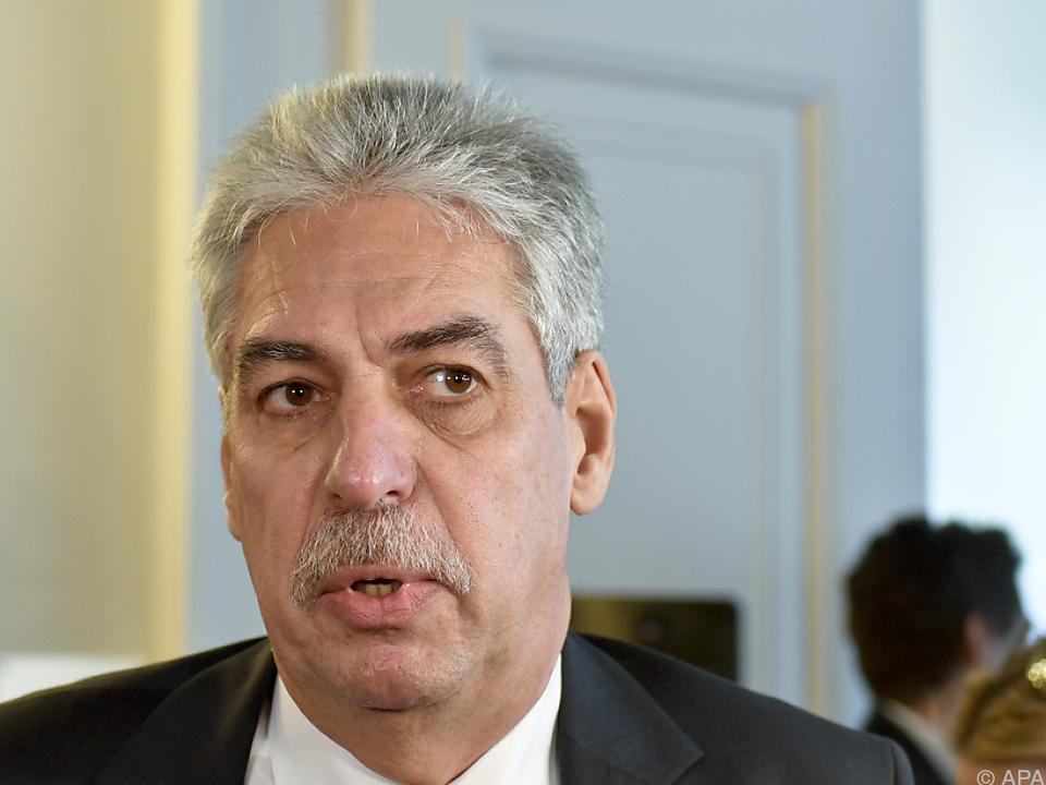 Finanzminister Schelling zuversichtlich