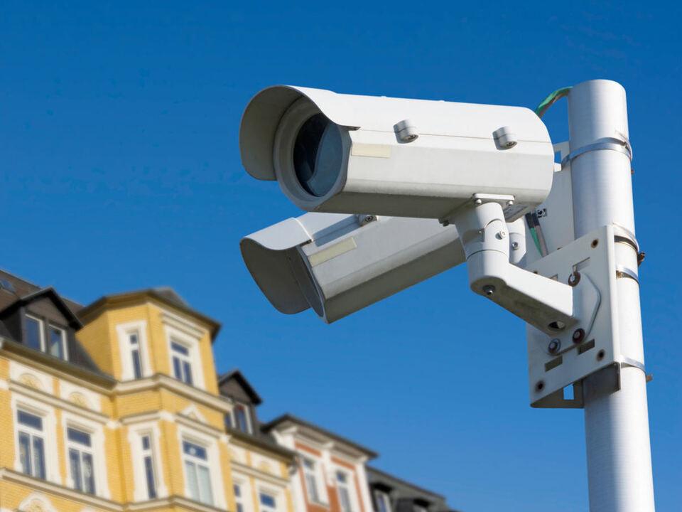 Videoberwachung kamera sicherheit gewalt videokamera