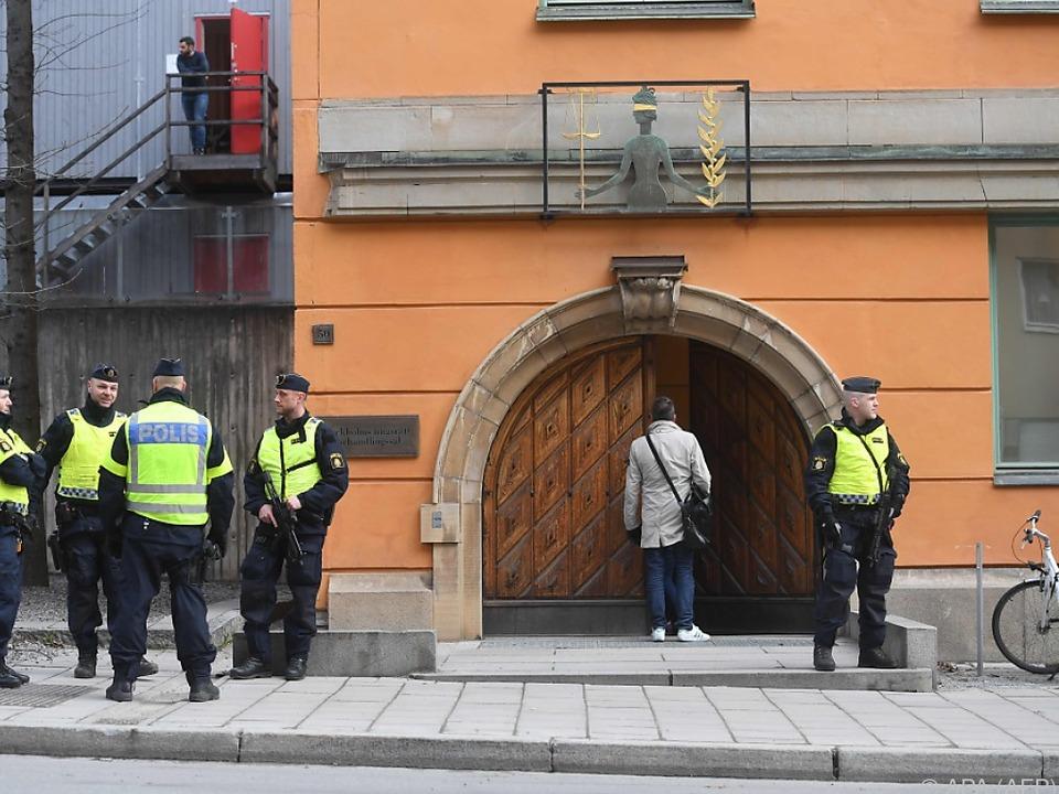 Gegen den 39-jährigen Usbeken erging Haftbefehl