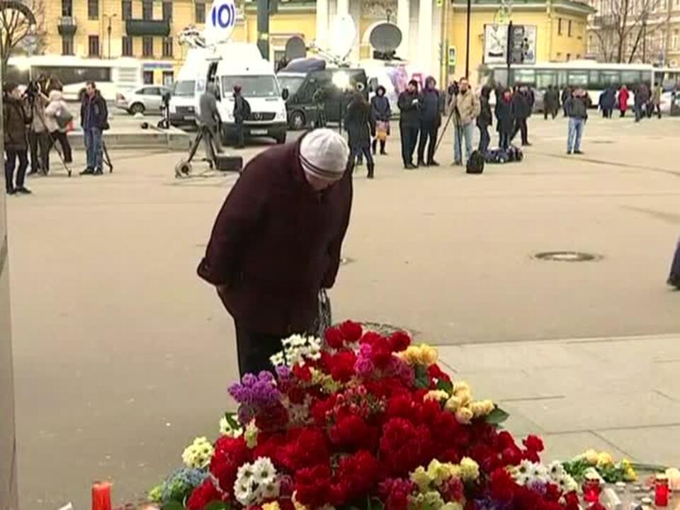 Geheimdienst: St. Petersburg-Attentäter stammt aus Kirgistan