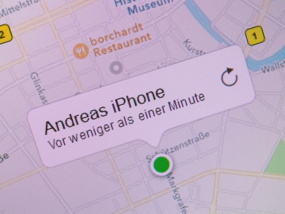 Über iCloud könnten gestohlene Smartphones geortet werden