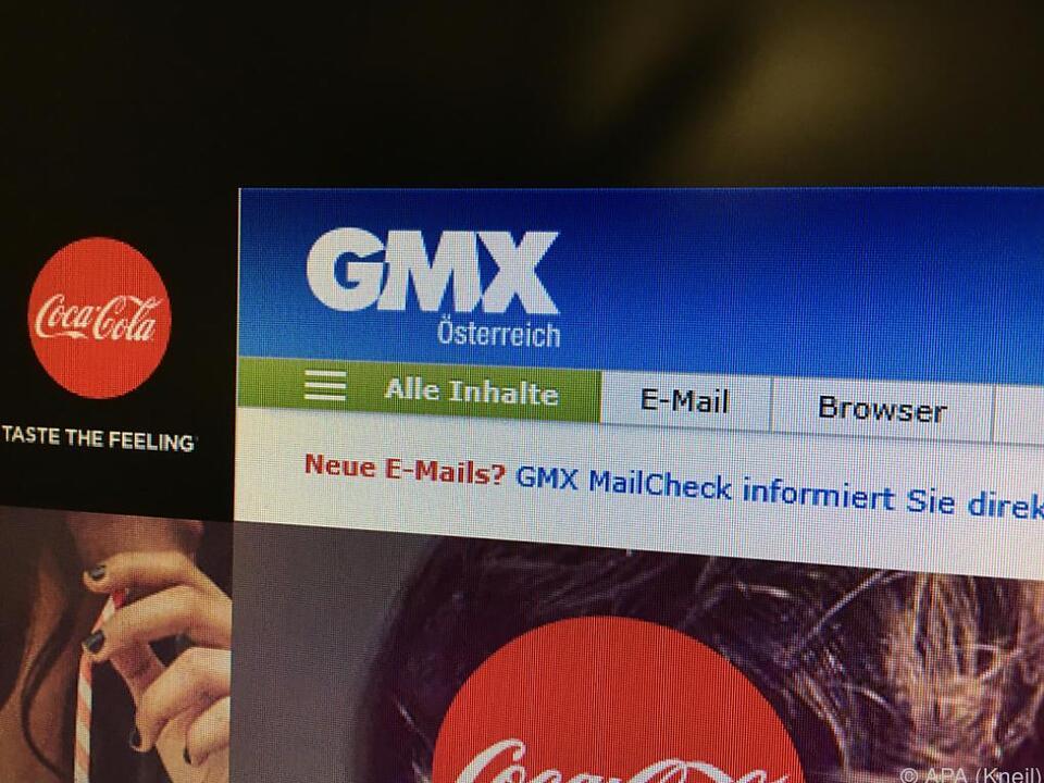 GMX versendet nach eigenen Angaben generell keine SMS