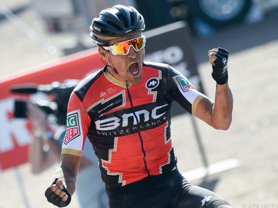 Greg van Avermaet triumphierte erstmals beim Klassiker Paris-Roubaix