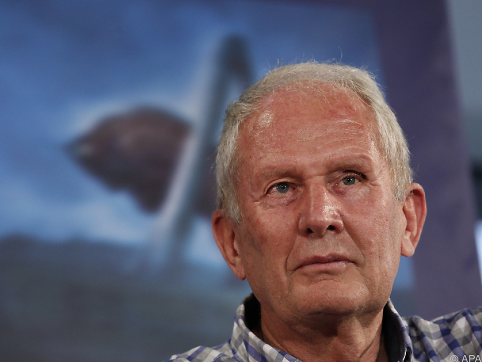 Helmut Marko: \