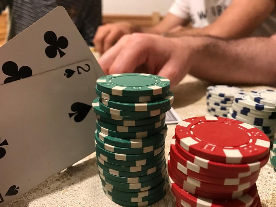 poker glücksspiel