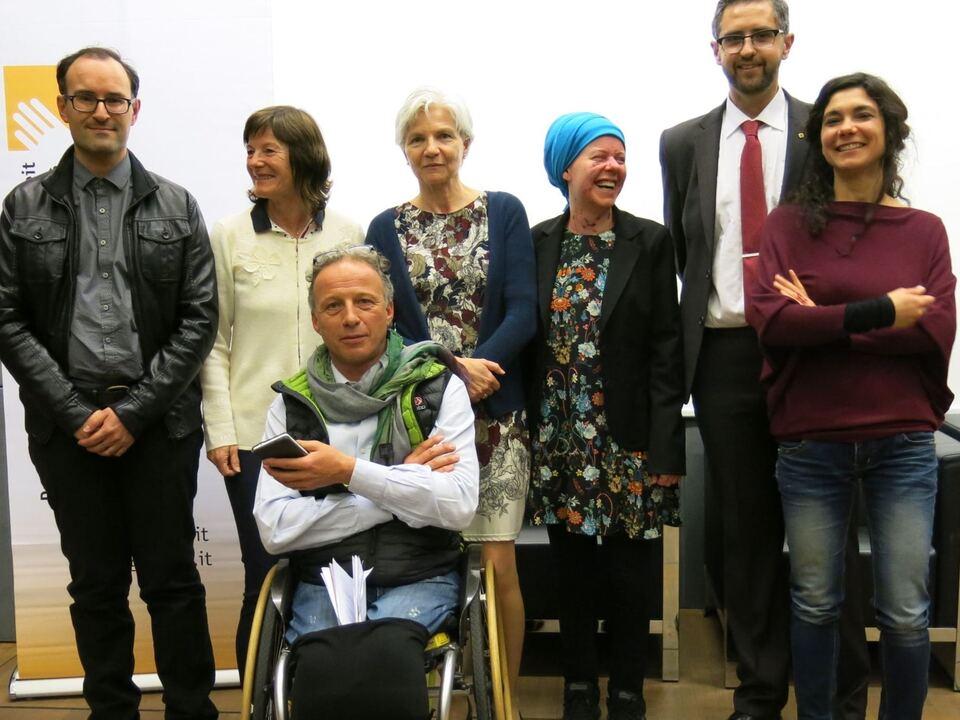 Neuwahlen Dachverband für Soziales und Gesundheit