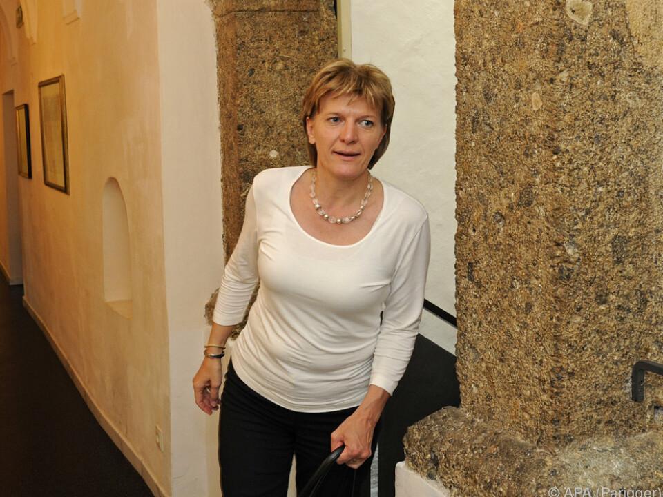 Innsbrucks Bürgermeisterin Oppitz-Plörer freut sich auf das Projekt