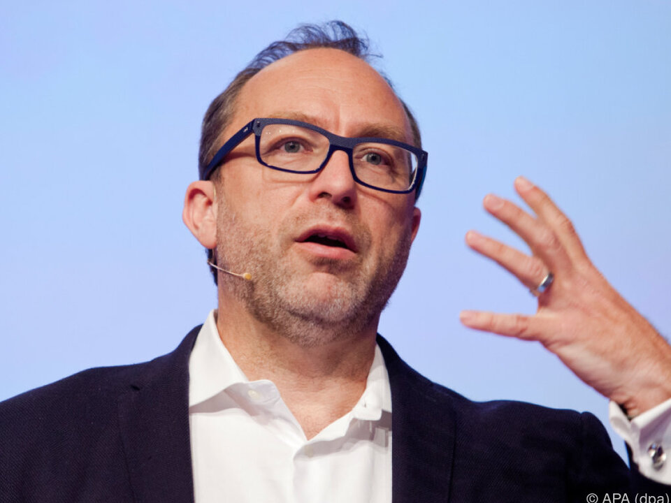 Jimmy Wales will Nachrichtengeschäft reparieren