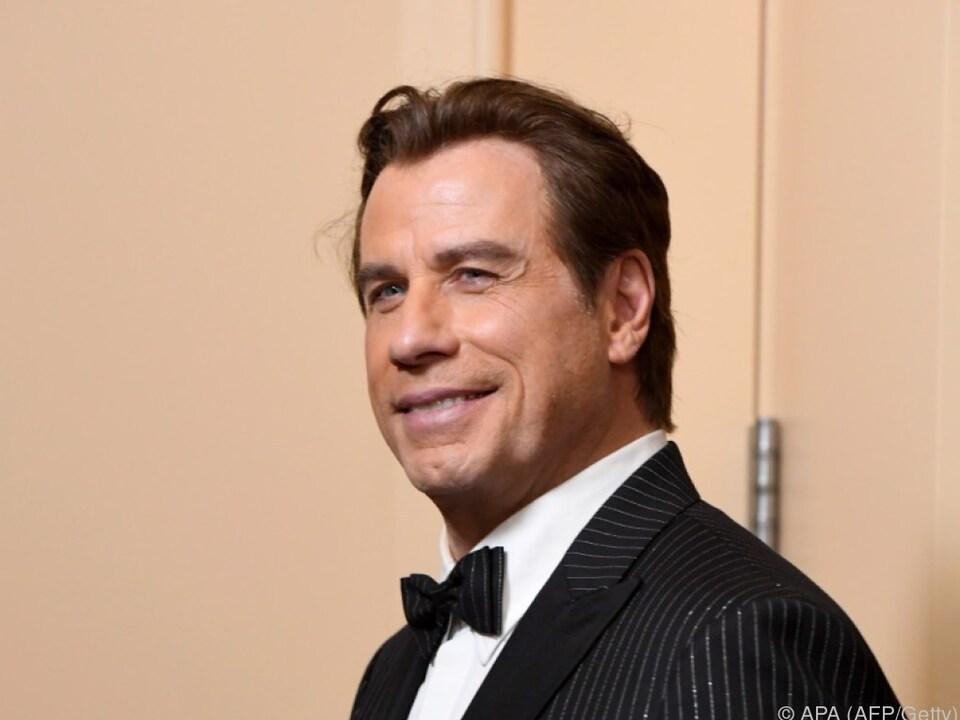 John Travolta bleibt im Filmgeschäft ein gefragter Mann