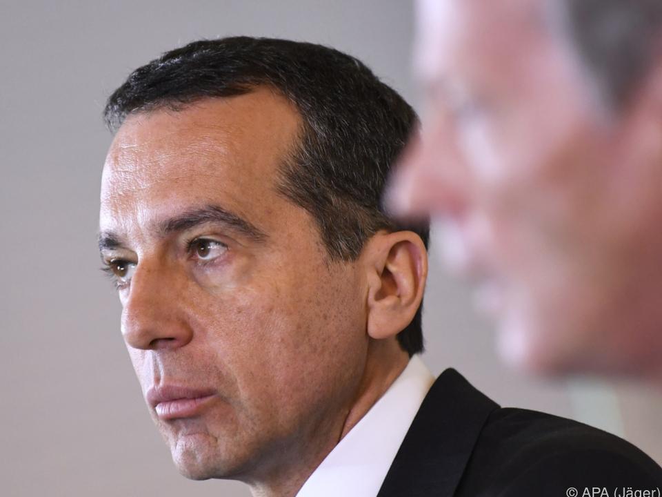 Kerns SPÖ hält bei 29 bis 30 Prozent