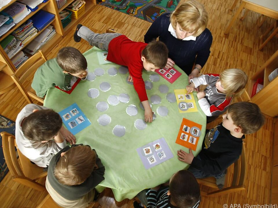 Kinderbetreuung wurde stark ausgebaut