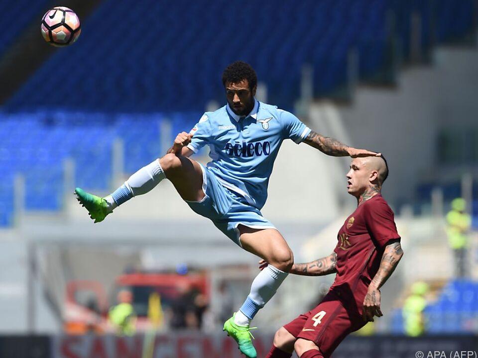 Lazio behielt diesmal die Oberhand
