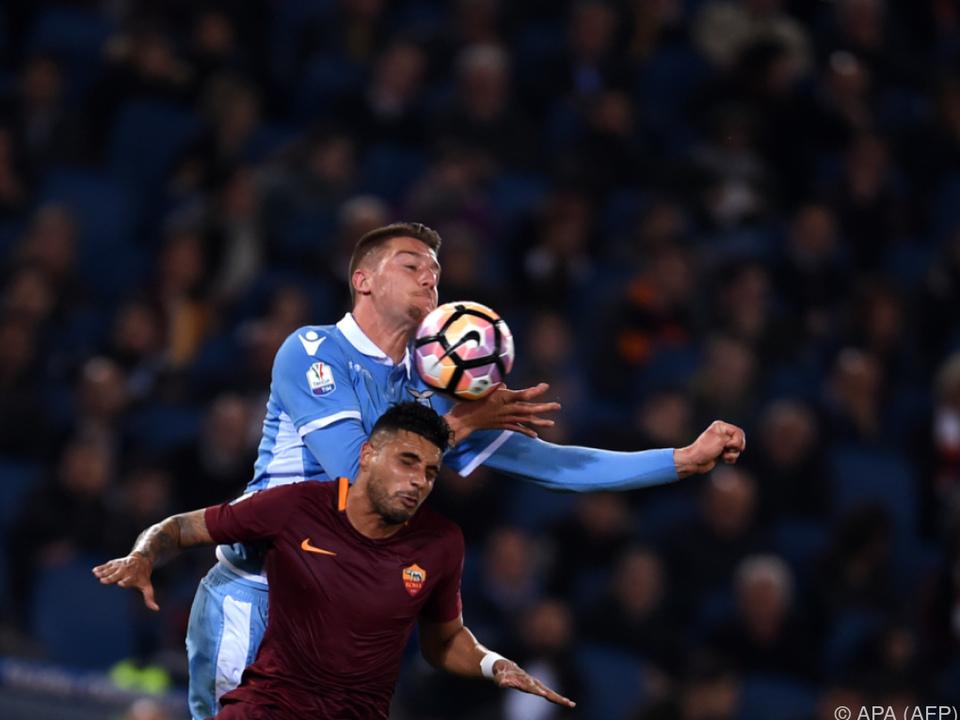 Lazio ist dank des 2:0 im Hinspiel weiter
