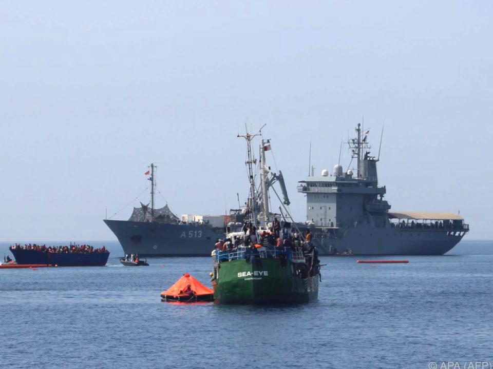 Lereres Schlauchboot wurde gefunden