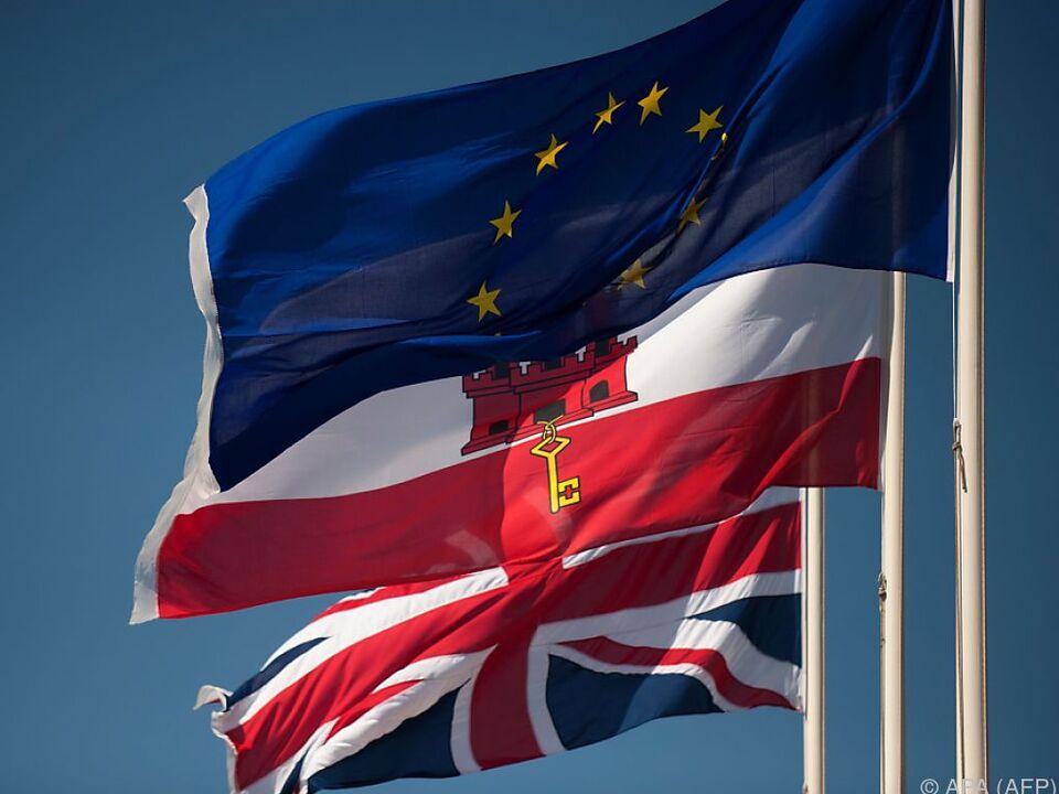 London und Madrid streiten sich seit Jahrhunderten um Gibraltar
