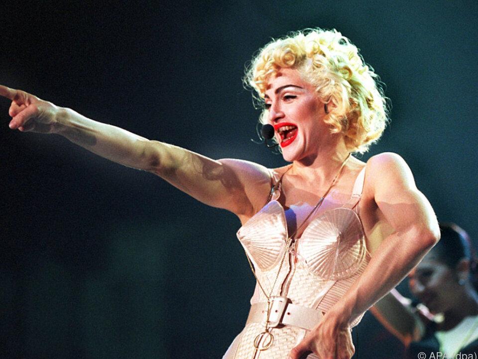 Madonnas frühe Jahre als Stoff für einen Film