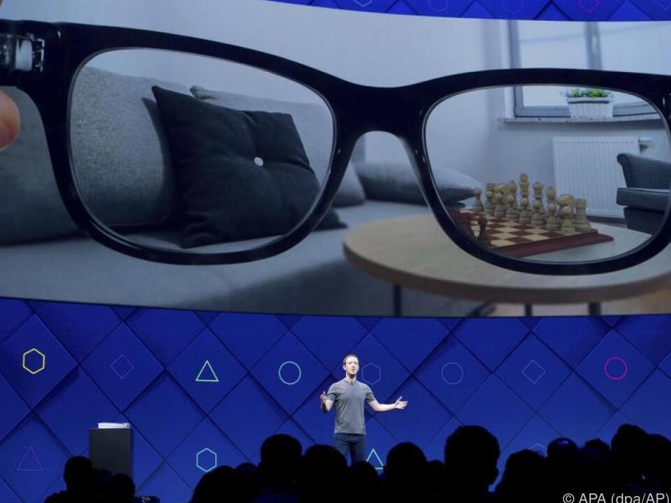 Mark Zuckerberg kündigte neue Plattform um \