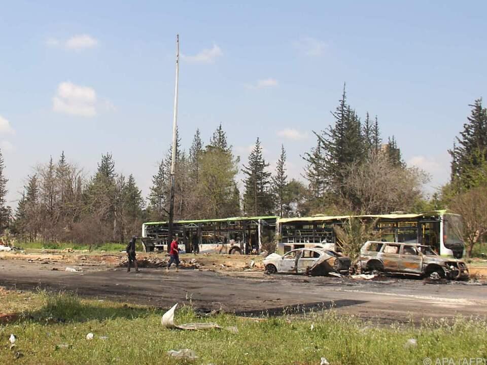 Mehr als 100 Menschen starben bei dem Anschlag